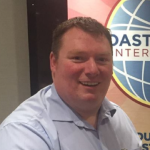 Gareth Coghlan, Immediate Past President D18 Toastmasters